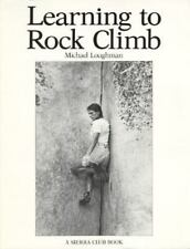Learning to Rock Climb (Outdoor Activities Guides)