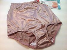 Women Panties,Briefs GELMART Size Small Mauve Lavender Satin Soft