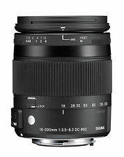 Sigma 18-200 mm F3,5-6,3 DC Macro HSM [C] pour Sony A-Mount NEUF