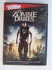 The Zombie Diaries DVD Dimension Extreme