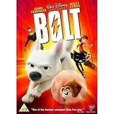 BOLT Original Walt Disney Animated Chris Williams, Byron Howard NEW UK R2 DVD