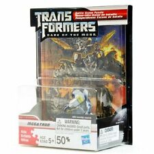 Transformers Dark of the Moon Battle Scene Puzzle with Autobot Megatron Figure