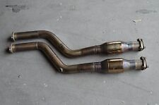 2001-2006 BMW E46 M3 S54 EXHAUST SECTION 1 PERFORMANCE MID PIPE ACTIVE AUTOWERKE