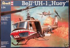 Revell 1/24 Bell UH-1B Plastic Model Kit 04905