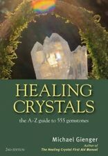 Healing Crystals by Michael Gienger Paperback Book (English)