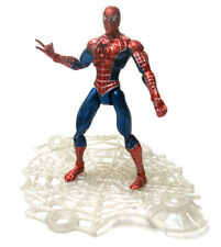 "Marvel Comics 5""  Spiderman Metallic Edition Exclusive figure RARE not boxed"