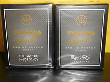 2 X Black Onyx Shahana Black Woman je 100 ML Eau de Parfum