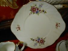 """Beautiful QUEENS """"Staffordshire"""" China One LUNCHEON PLATTER"""