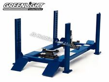Greenlight Adjustable 1:18 Scale 4 Post Workshop Lift / Ramp for Die Cast Models