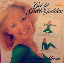 Diana Moran  ‎–  Get Fit With The Green Goddess