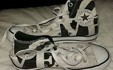 Converse High Top White Trainers UK Size 5.5 LOVE V.GOOD COND