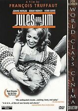 Jules And Jim (DVD, 1999)