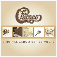 Chicago ORIGINAL ALBUM SERIES VOL.2 Color My World BOX SET New Sealed 5 CD