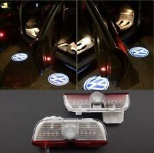 2x CREE LED door step Laser Projector courtesy light for VW Passat 2011-2014
