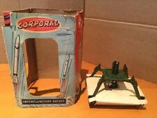 Diecast Corporal Interplanetary Rocket Launcher only Made in England rare NMIB