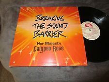 Breaking The Sounds Barrier Her Majesty Calypso Rose