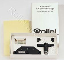 Rollei Rolleiflex Ausbausatz für Seitenmontage Pistolen-Handgriff SL2000F