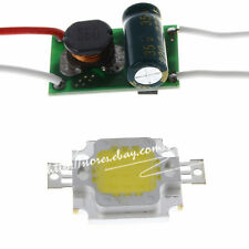 Hot Sale 10W High Power Cool White LED Chips DC 9-12V&10W DC12V-24V Driver