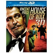 House of Wax (Blu-ray Disc, 2013, 3D)