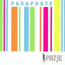 NEW - Pasaporte by Patje