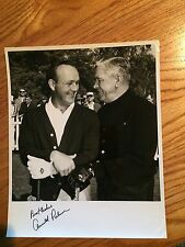 Arnold Palmer Autographed Photograph To Jack Walsh With Golf Club About 1963