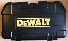New... Dewalt 3/8-inch Drive Socket Case EMPTY - NO TOOLS INCLUDED