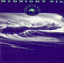 MIDNIGHT OIL : SCREAM IN BLUE - LIVE / CD (COLUMBIA COL 471453 2) - TOP-ZUSTAND