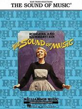 The Sound of Music (Easy Piano Vocal Selections) by