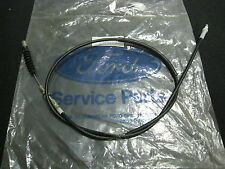 MK1 ESCORT GENUINE FORD NOS ACCELERATOR CABLE ASSY - 1971 - 1975