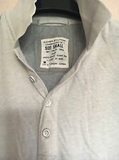 All Saints Polo Shirt Mens Size Small