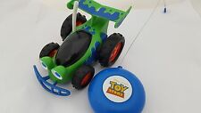 REMOTE CONTROL R C CAR from TOY STORY toy Battery pixar kids childrens