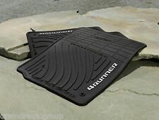 2003-2009 Genuine Toyota 4Runner All Weather Floor Mats New OEM PT908-89090-20