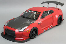 1/10 RC Car DRIFT Body Shell NISSAN GT-R NISMO w/ WIDE BODY KIT 200MM Body Shell