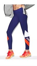 Victoria's Secret PINK ULTIMATE YOGA LEGGING Navy Blue Red Orange White X-small