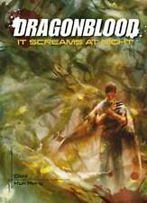 Dragonblood:It Screams at Night-ExLibrary