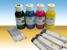 Sublimation Heat Transfer Ink for Epson 44 60 69 125 126 252 Printer 4x100ml