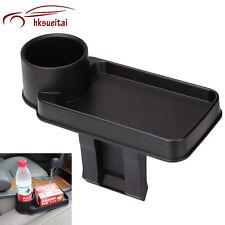 Car Central Storage Box Organizer Multifunction Auto Accessories Black Plastic
