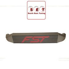 Ford Fiesta MK7 ST180 Intercooler Silver With Red Logo Upgrade