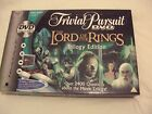 The Lord of the Rings Trilogy Edition Trivial Pursuit DVD TV Game