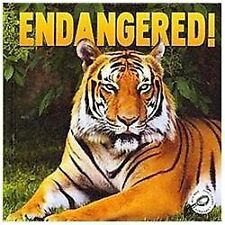 Endangered! (Green Earth Science Discovery Library)-ExLibrary