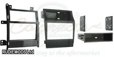 Cadillac Escalade 07on Black Double Din Car Stereo Fitting Kit Facia CT23CA04
