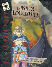 Viking Longship (Fly on the Wall),Granström, Brita, Manning, Mick,New Book mon00