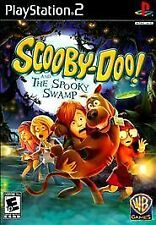 Scooby Doo and the Spooky Swamp NEW PS2! SHAGGY, MYSTERY GHOST HUNTER, FAMILY
