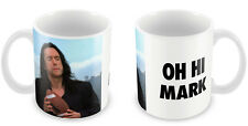 The Room Mug - OH HI MARK Tommy Wiseau mark cult classic film gag tv movie meme