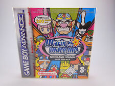 Gameboy Advance - Wario ware inc. - Spiel