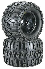 Trencher 3.8 All Terrain Tires Mounted Front/Rear Pro-Line RC PRO1184-11