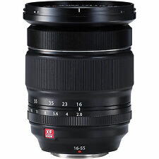 Fujifilm Fujinon XF 16-55mm F/2.8-22 LM R WR Lens New In Box $1,200