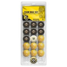 49529 WEST TIGERS WESTS NRL FULL SET OF 16 POOL BALLS GAME ROOM