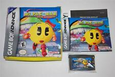 Game Boy Advance GBA MS. PAC-MAN: MAZE MADNESS Complete w/ Manual Ships FAST!