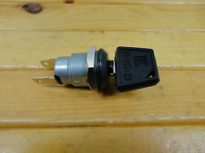 ARCTIC CAT IGNITION SWITCH WITH KEY ARCTIC CAT OEM 0117-045  ZR EXT THUNDERCAT